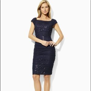 5a7802d0612c5 Ralph Lauren. Ralph Lauren black sequin formal dress 2